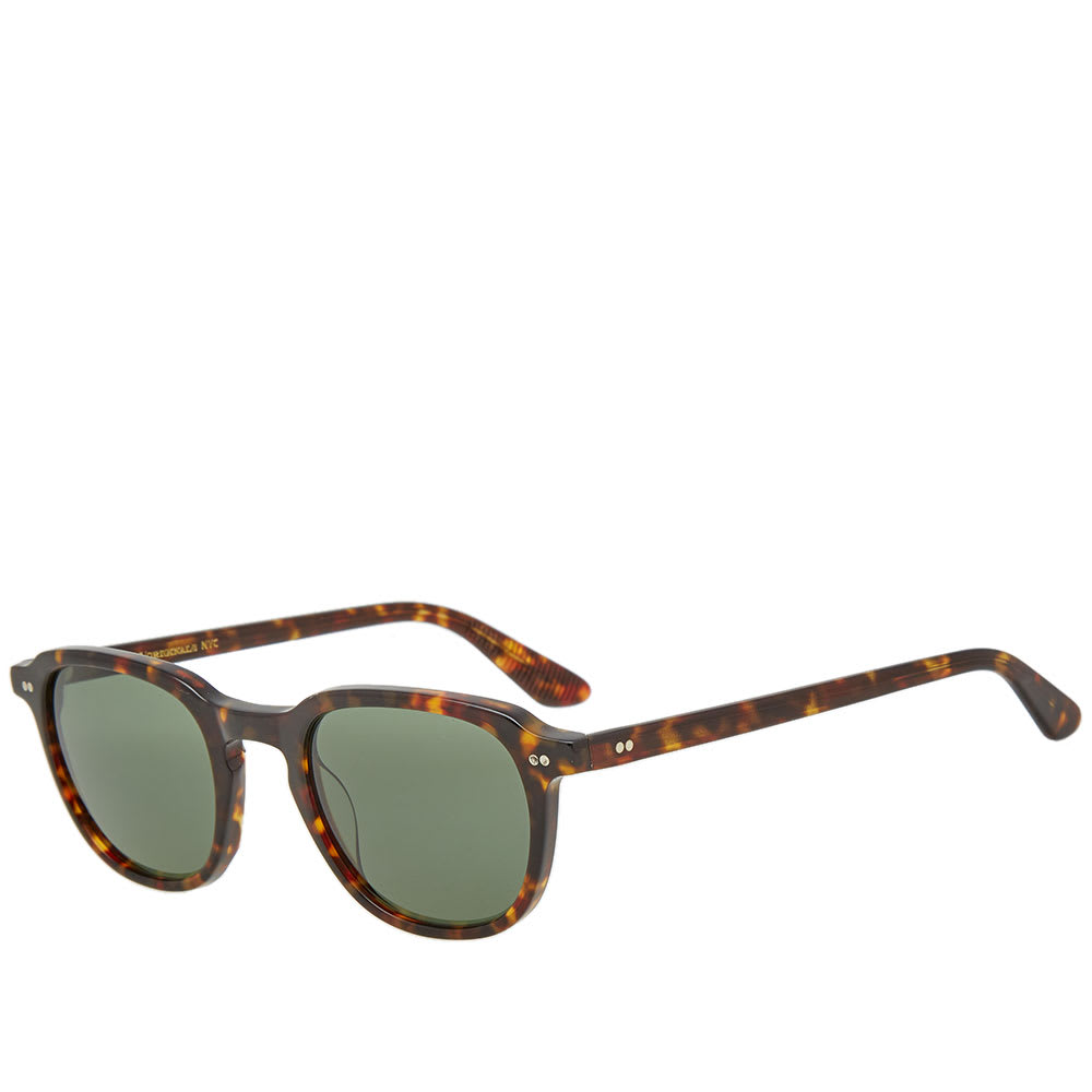 MOSCOT Moscot Billik 50 Sunglasses in Brown