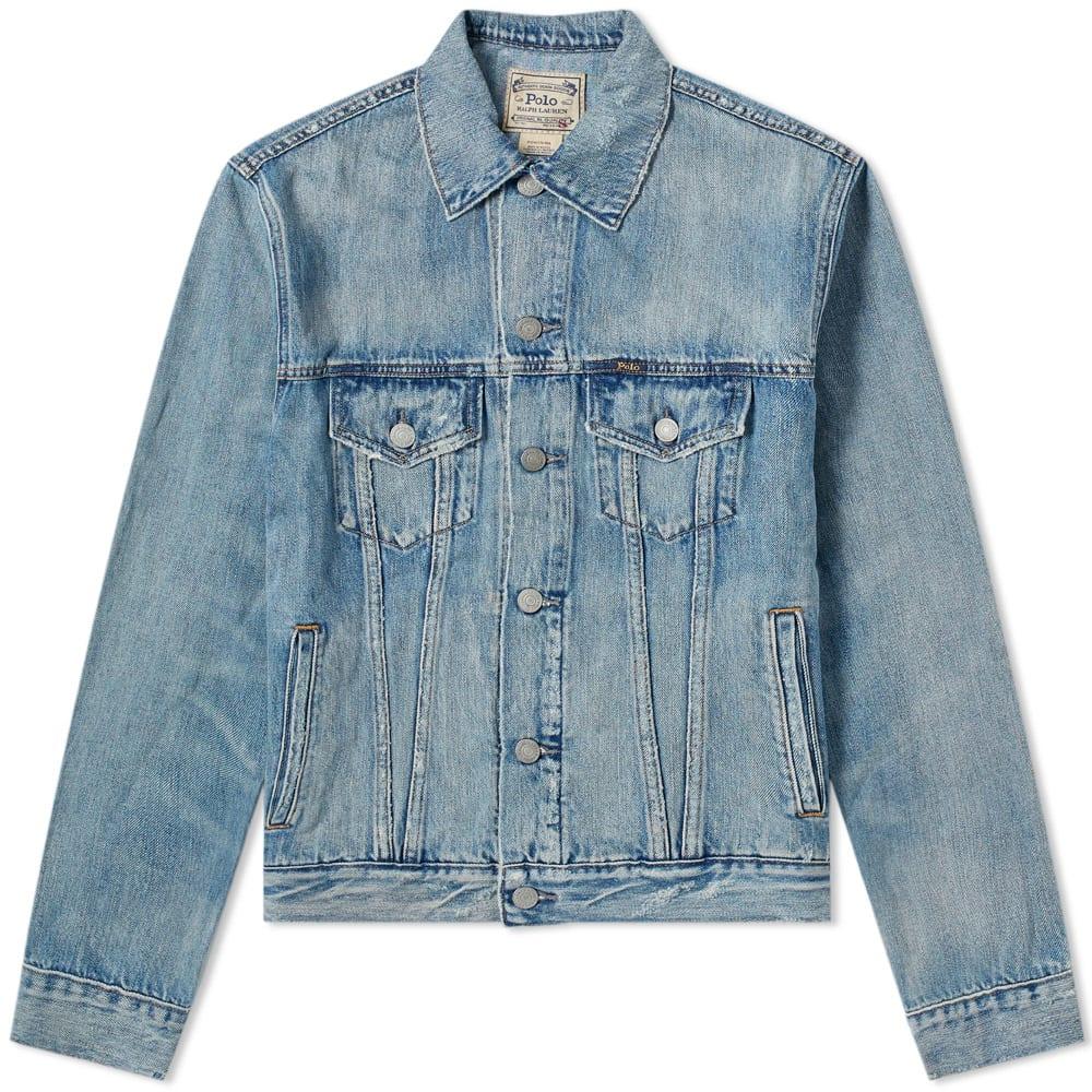 Ralph Lauren Owerbdcx Polo Denim Jacket Xn0kwOP8