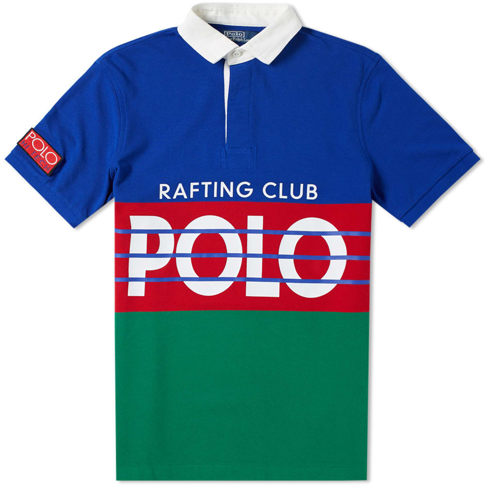 Ralph Tech Pique Polo Hi Lauren Print DH2IW9EY