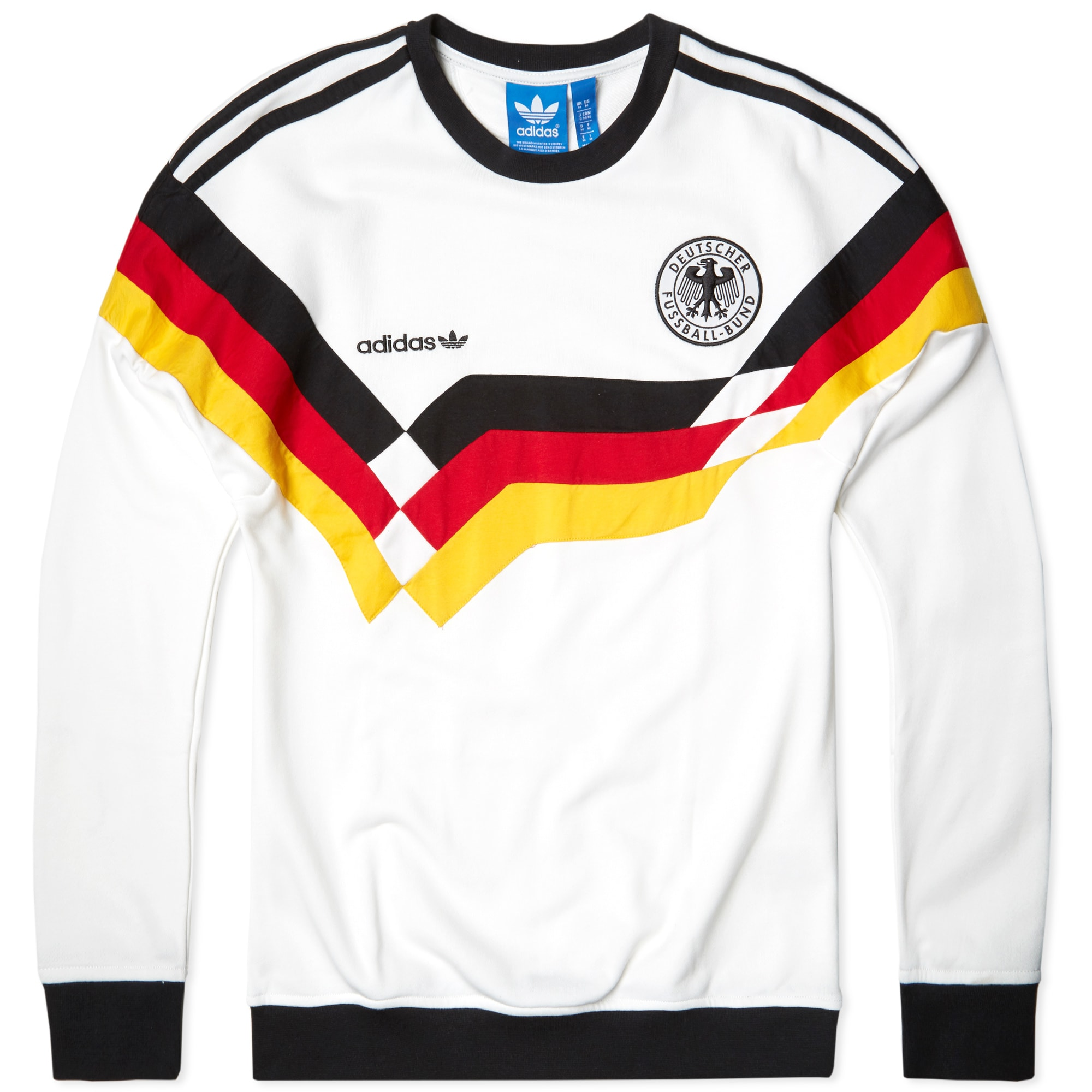 Adidas Crew Beckenbauer Adidas Beckenbauer Dfb Sweat m8n0vNwO