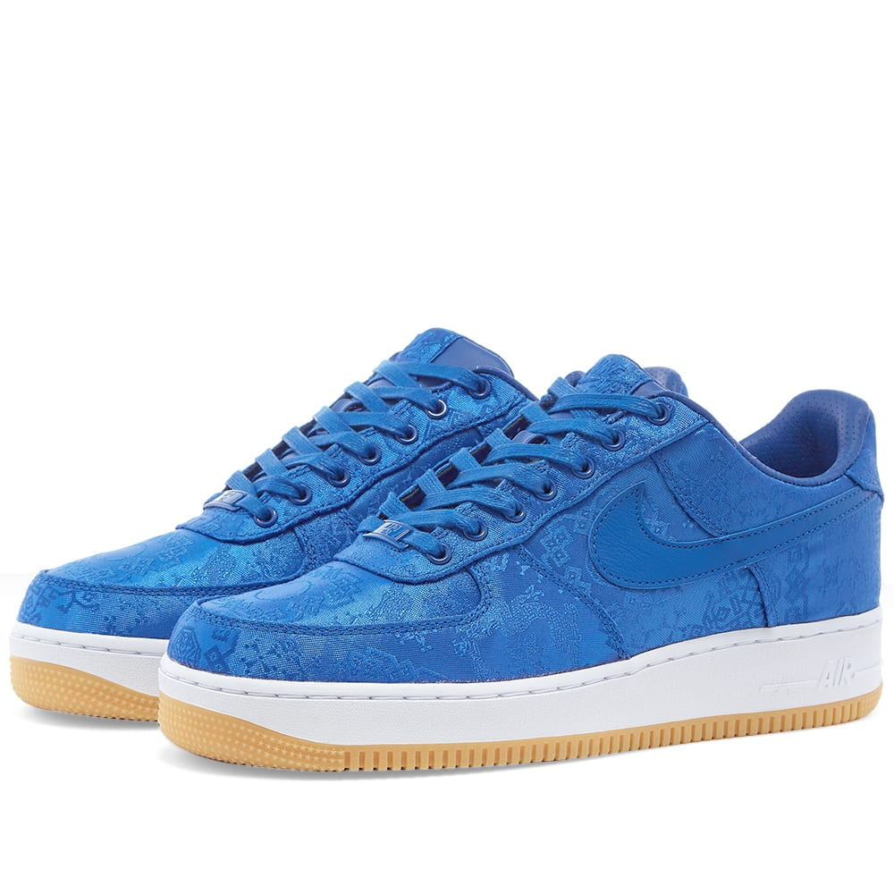 Nike x Clot Air Force 1 Premium