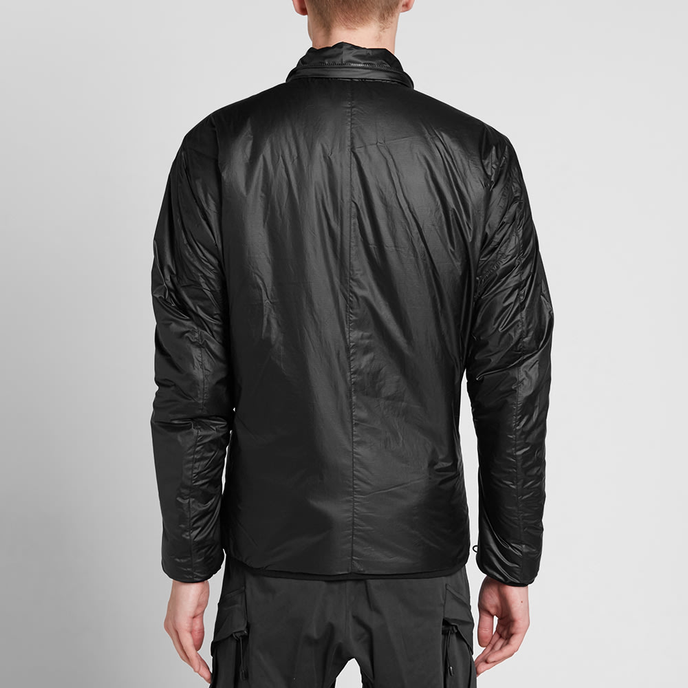 fca3a59fef34 NikeLab ACG 2 in 1 System Jacket Summit White   Black