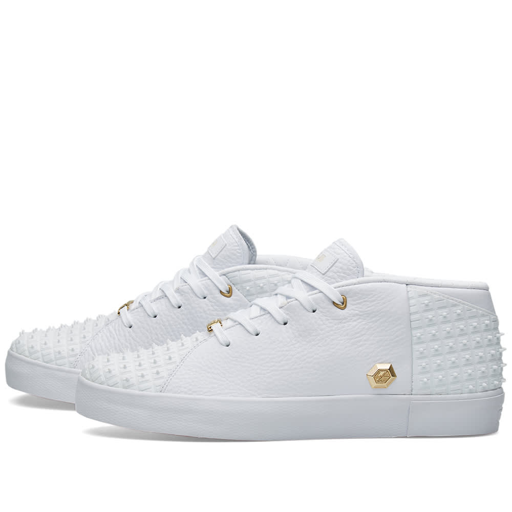 c6370cc8d92ba Nike Lebron XIII Lifestyle White   Metallic Gold