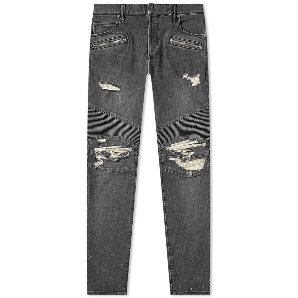 Details about  /BALMAIN Jeans TH15130 black