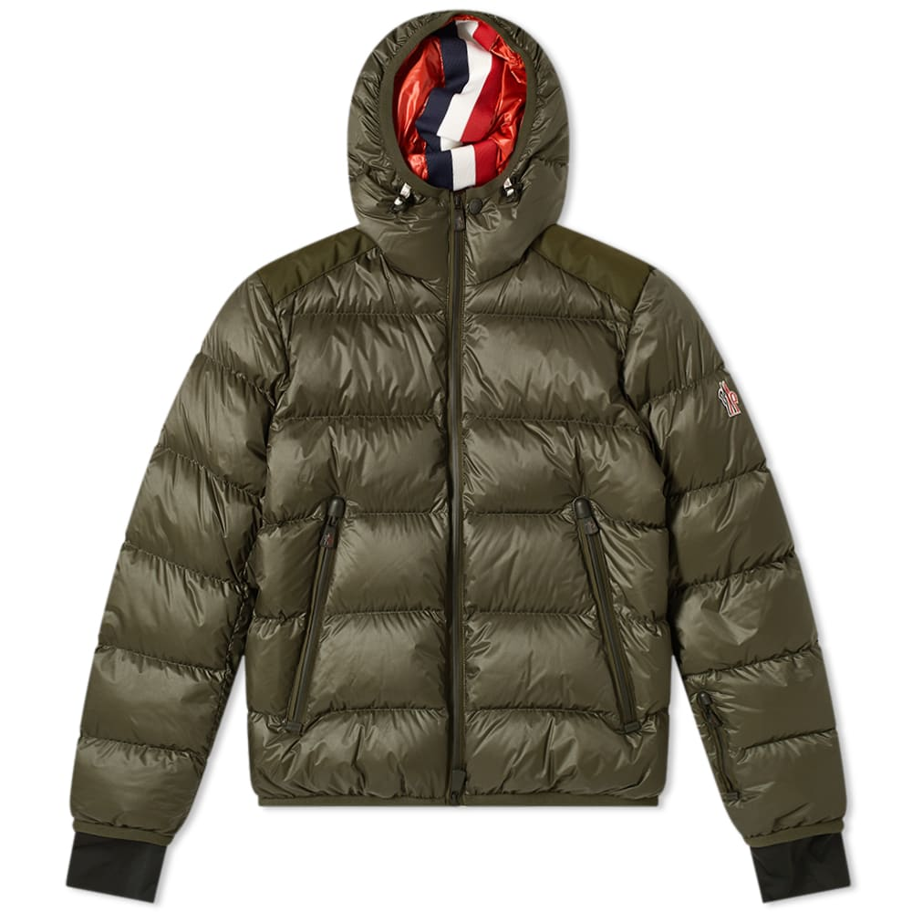 Moncler Grenoble Hintertux Hooded Down Ski Jacket
