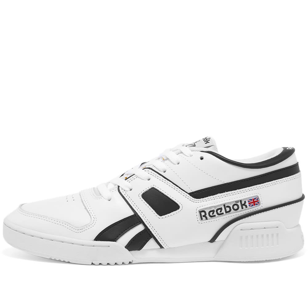 Reebok Pro Workout Lo OG White, Black