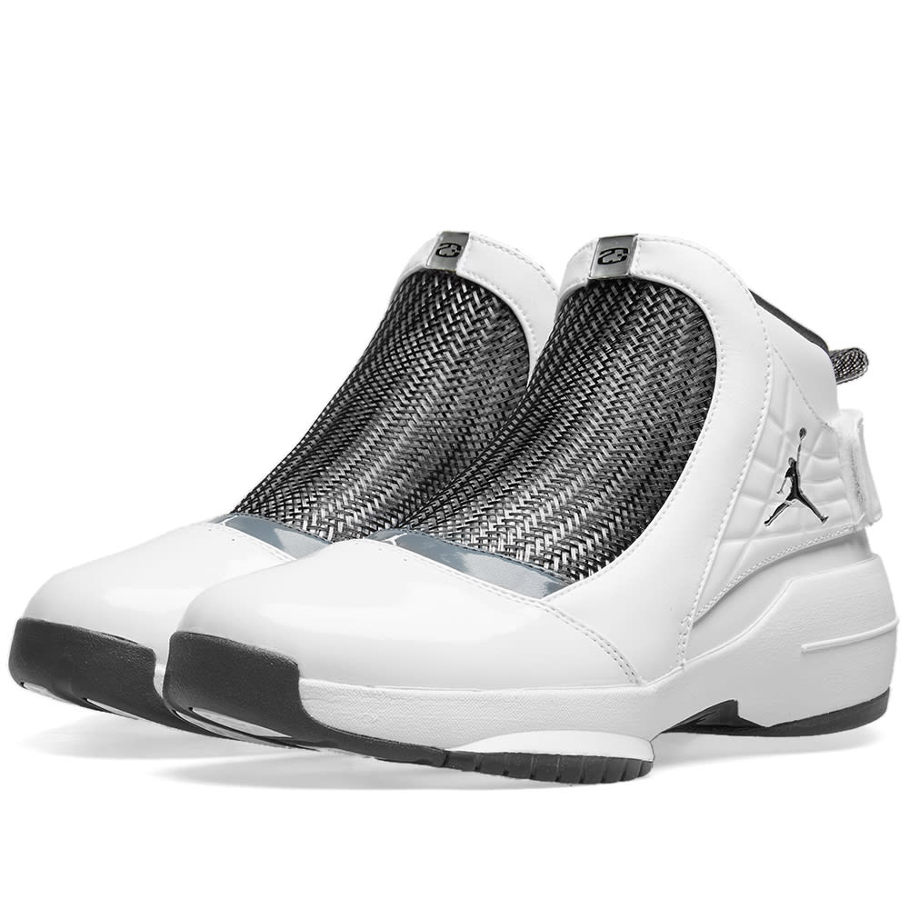 6a3a91fda5045e Air Jordan 19 Retro White