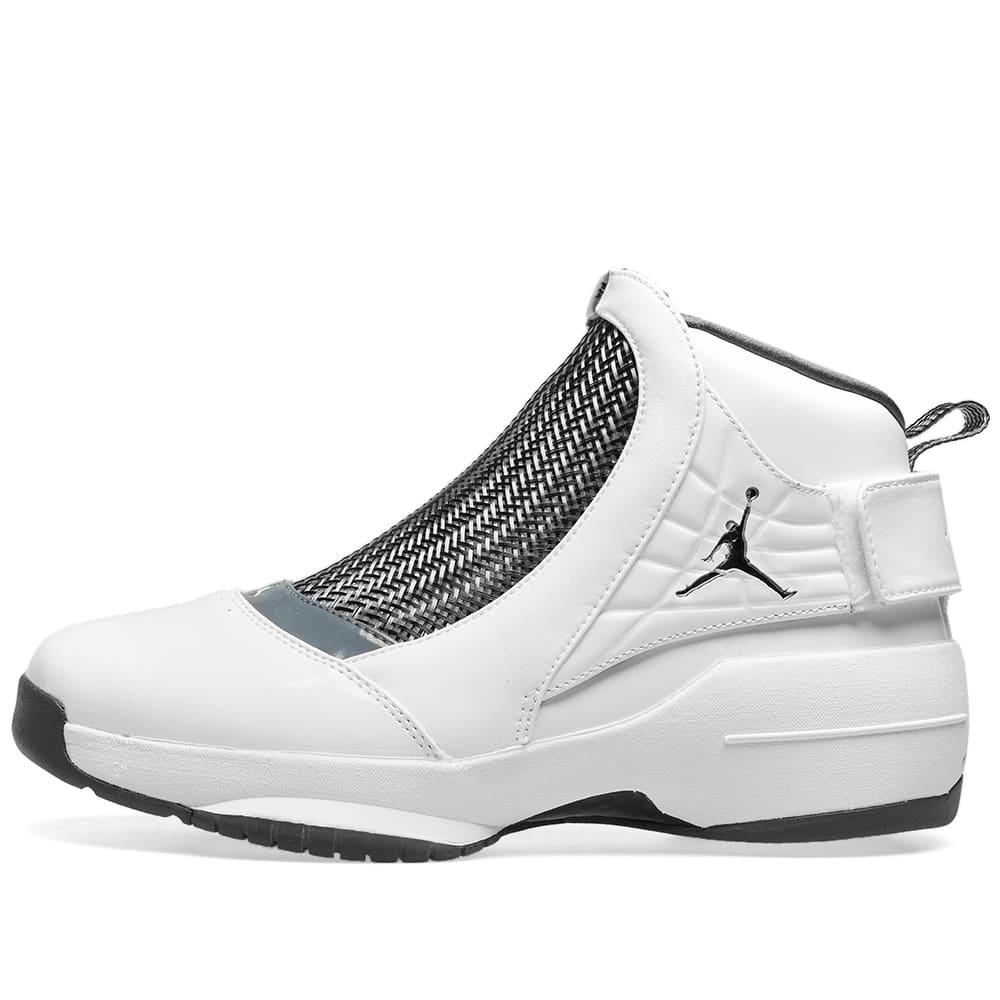 6403cd5f6cf8fa Air Jordan 19 Retro White