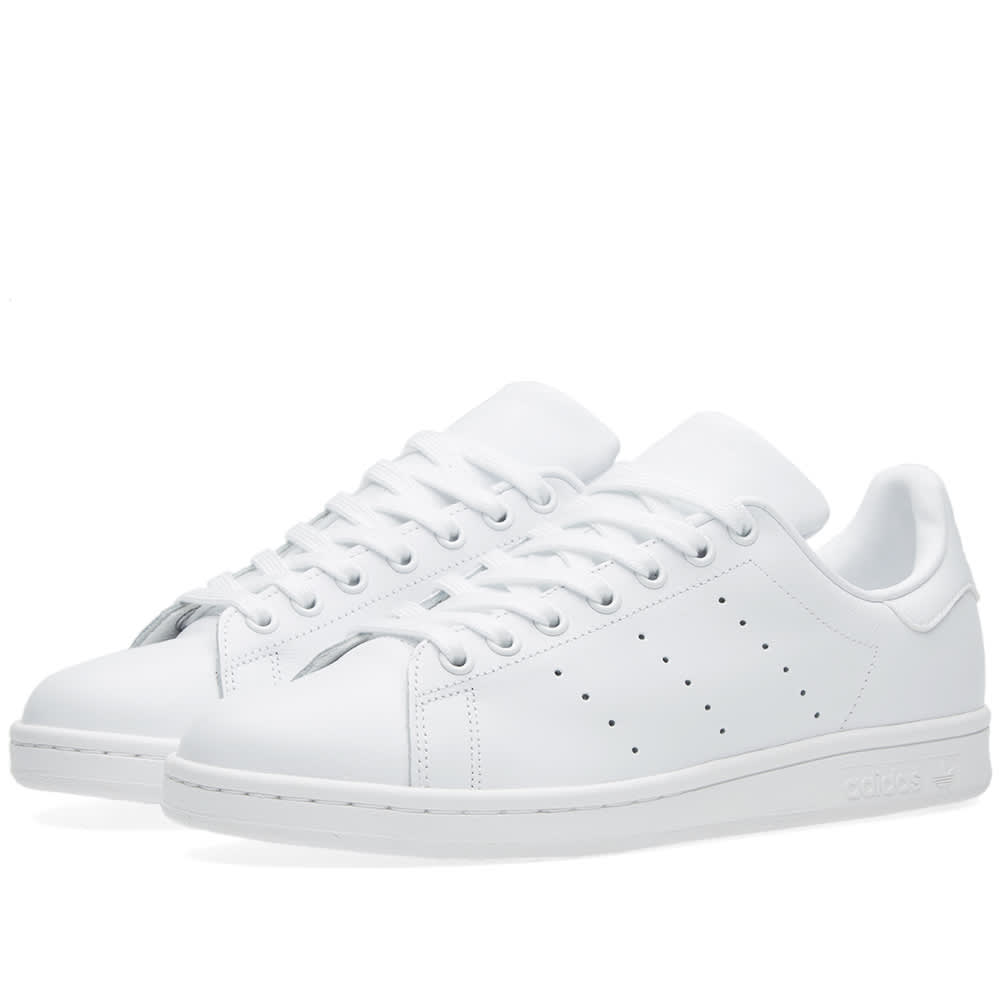 adidas stan smith triple white. Black Bedroom Furniture Sets. Home Design Ideas