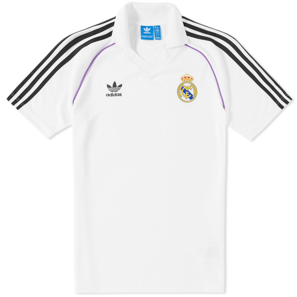 new product 3c16d 9942d Adidas Real Madrid Jersey