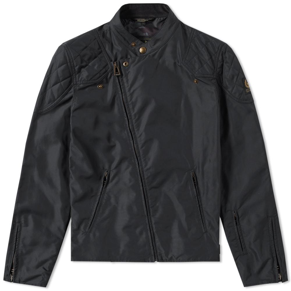 79d31a26f6a4e Belstaff x SOPHNET. Nylon Rebel Jacket Black Camo   END.