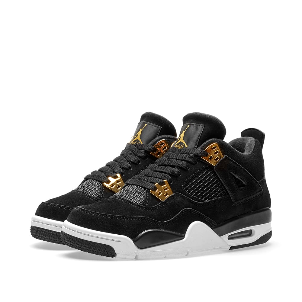 info for 6579f dcff1 Nike Air Jordan 4 Retro G.S. 'Royalty'