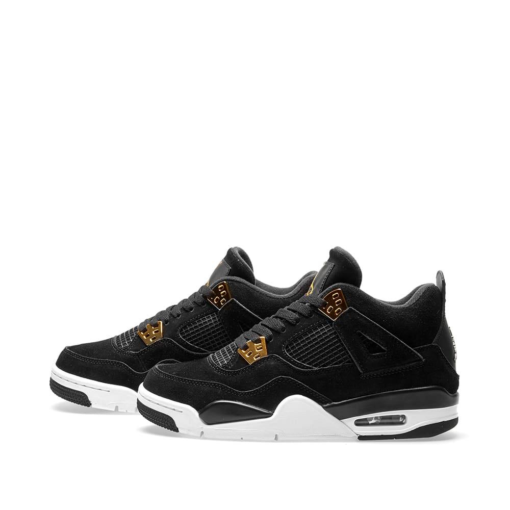 info for a0084 a925a Nike Air Jordan 4 Retro G.S. 'Royalty'