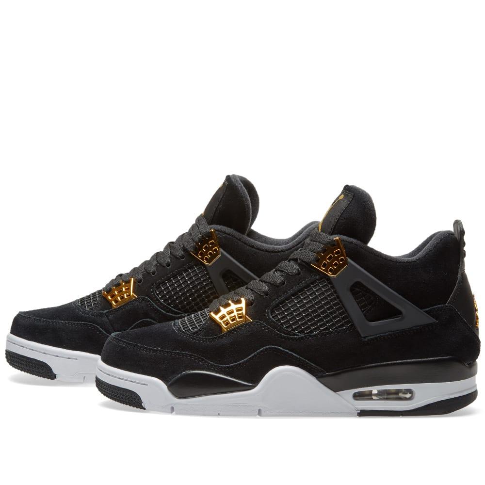 best website 582d6 08c1f Nike Air Jordan 4 Retro 'Royalty'
