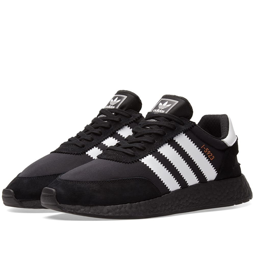 new style 038a9 99741 Adidas I-5923 Black, White   Copper   END.