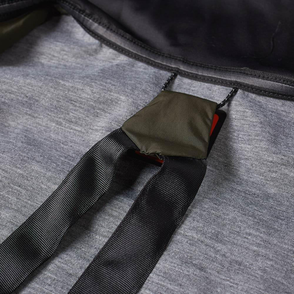 e426e11b05d02 Nike Tech Fleece Hooded Shield Jacket Sequoia & Black | END.