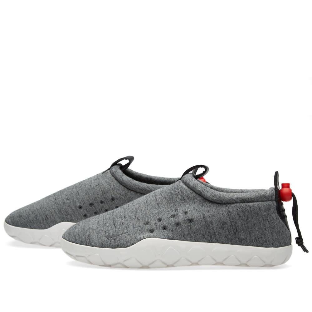 Nike Air Moc Tech Fleece Grey Heather
