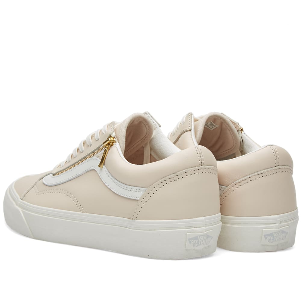 9d5fbe02904 Vans Old Skool Zip Whispering Pink | END.