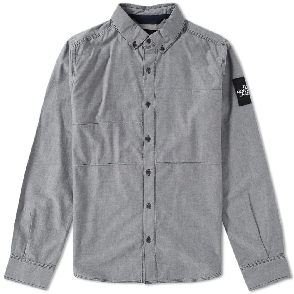 a6377afa0dd2 The North Face Denali Long Sleeve Shirt Urban Navy | END.