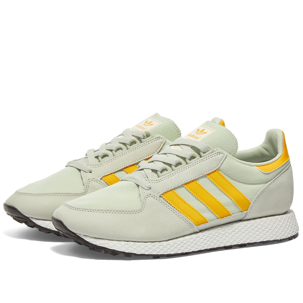 Adidas Forest Grove Green, Gold