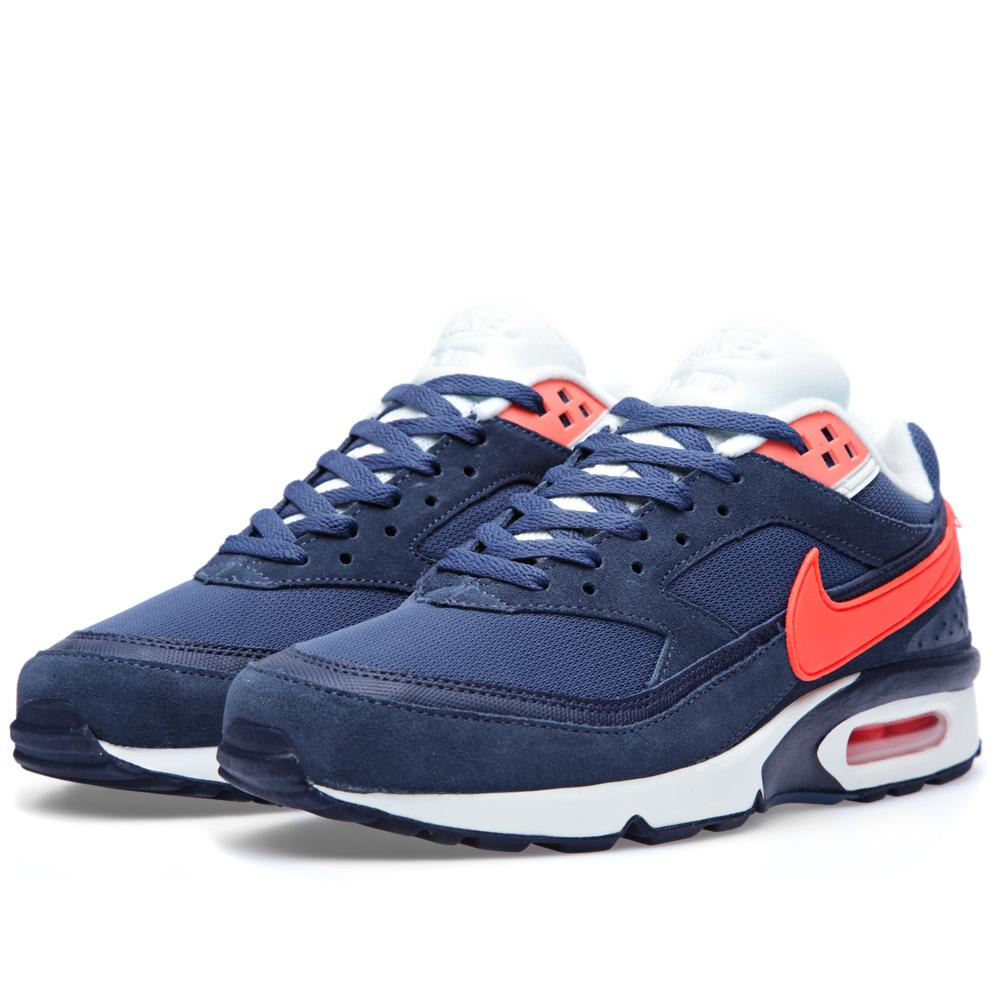 save off 92642 ca59f Nike Air Classic BW Essential Textile. Squadron Blue   END.