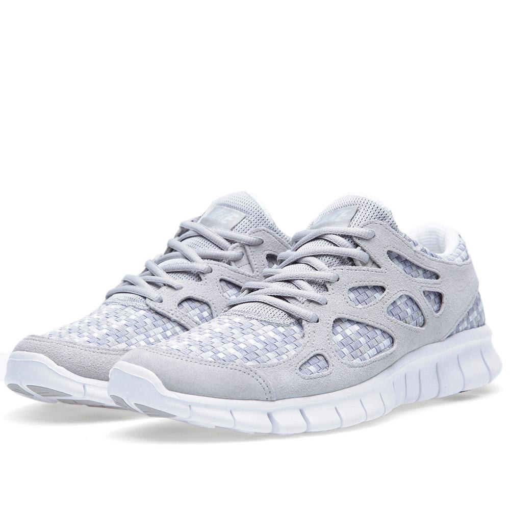 classic fit special section buy good Nike Free Run+ 2 Woven.
