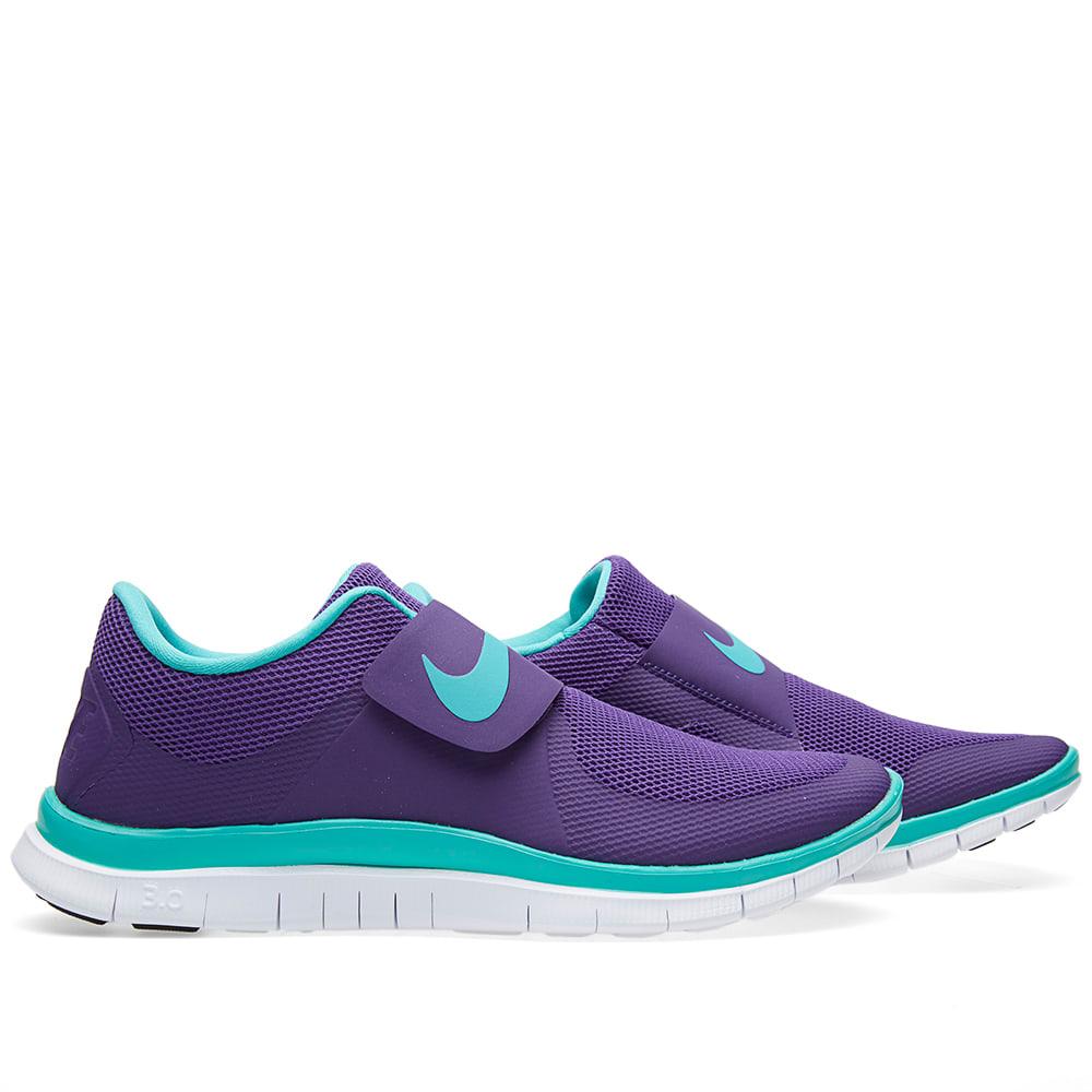1fafdf77e7524 Nike Free Socfly Court Purple   Light Retro