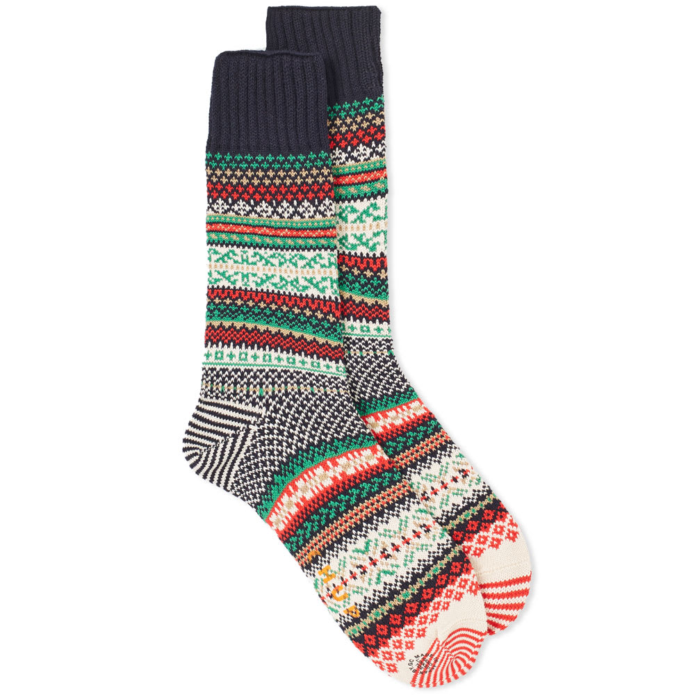 CHUP BY GLEN CLYDE COMPANY CHUP SUOMI SOCK