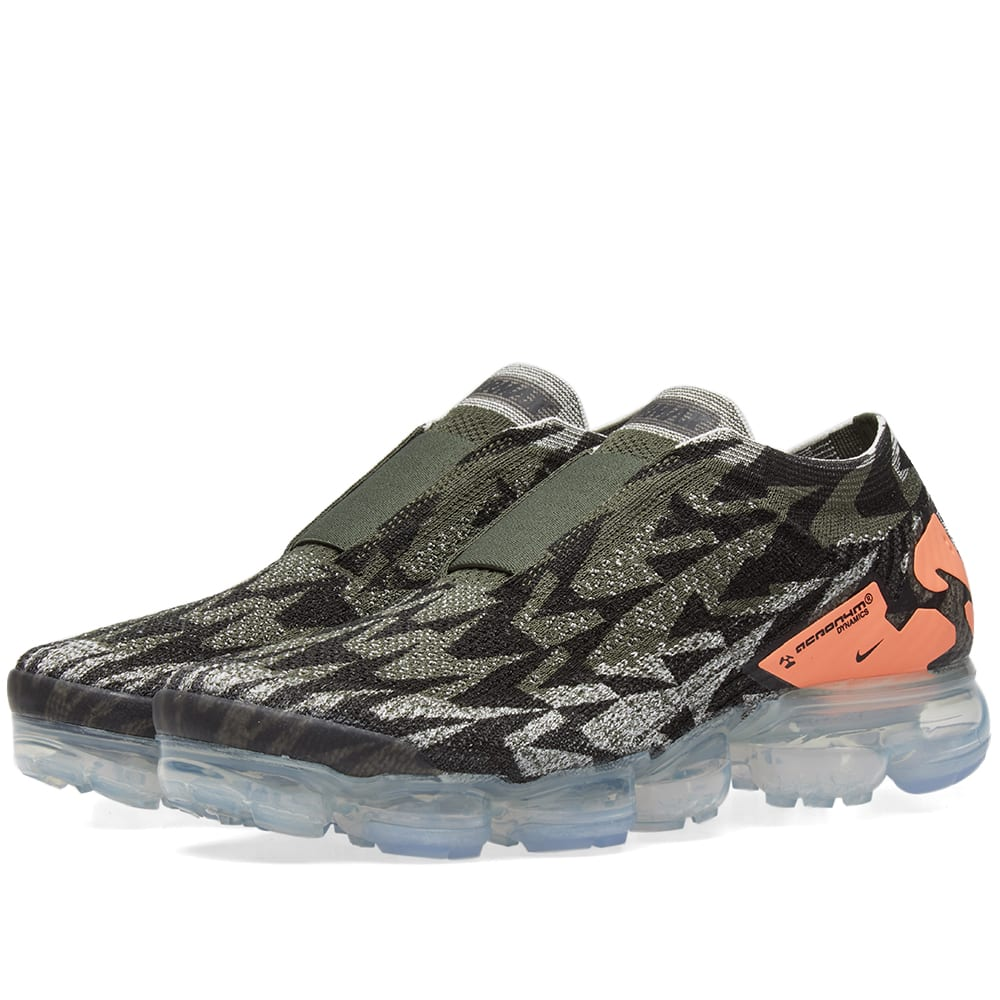 the latest 9e460 168b7 Nike x Acronym Air VaporMax Flyknit Moc 2