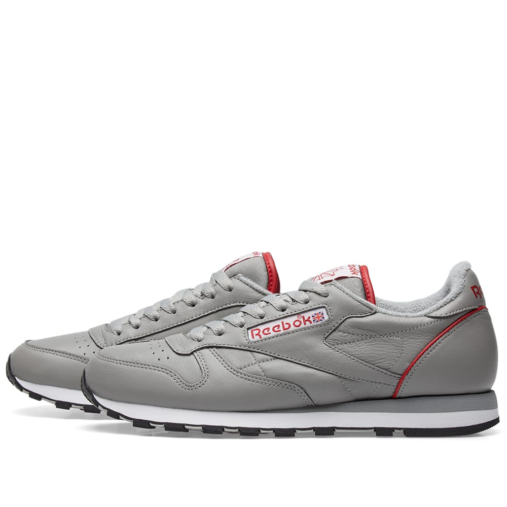 508af66776d9b Reebok Classic Leather Archive Pack Grey