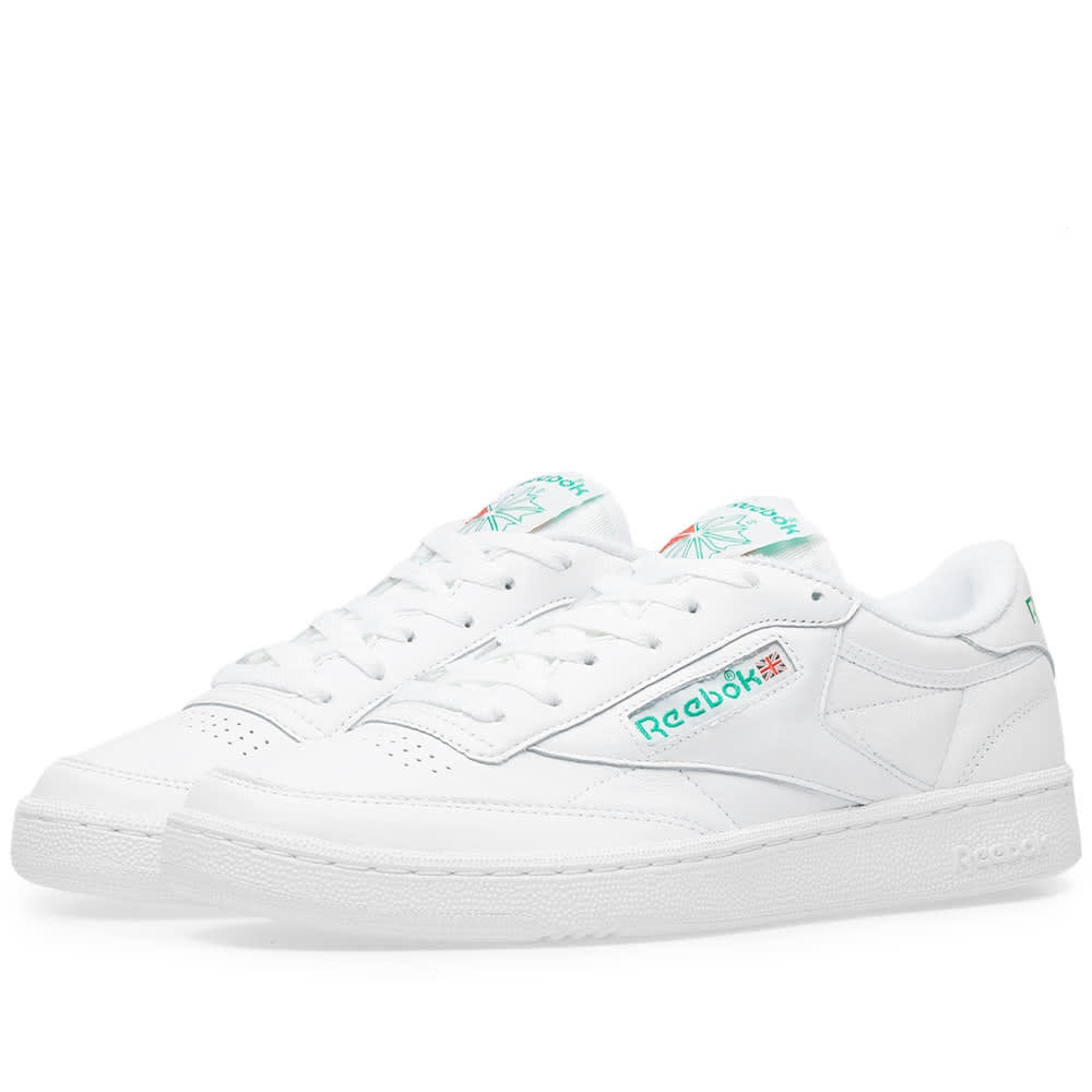 2b1648ee939 Reebok Club C 85 Archive Pack White