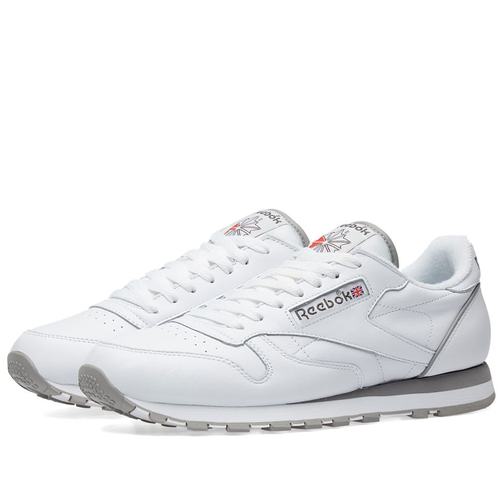 5cac3e9a789ba Reebok Classic Leather Archive Pack White