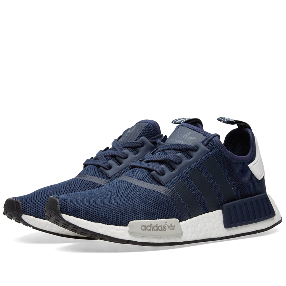 690d7748c Adidas NMD Runner Collegiate Navy   White