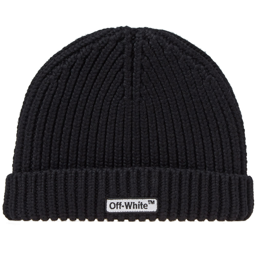 231e2db7c Off-White Beanie
