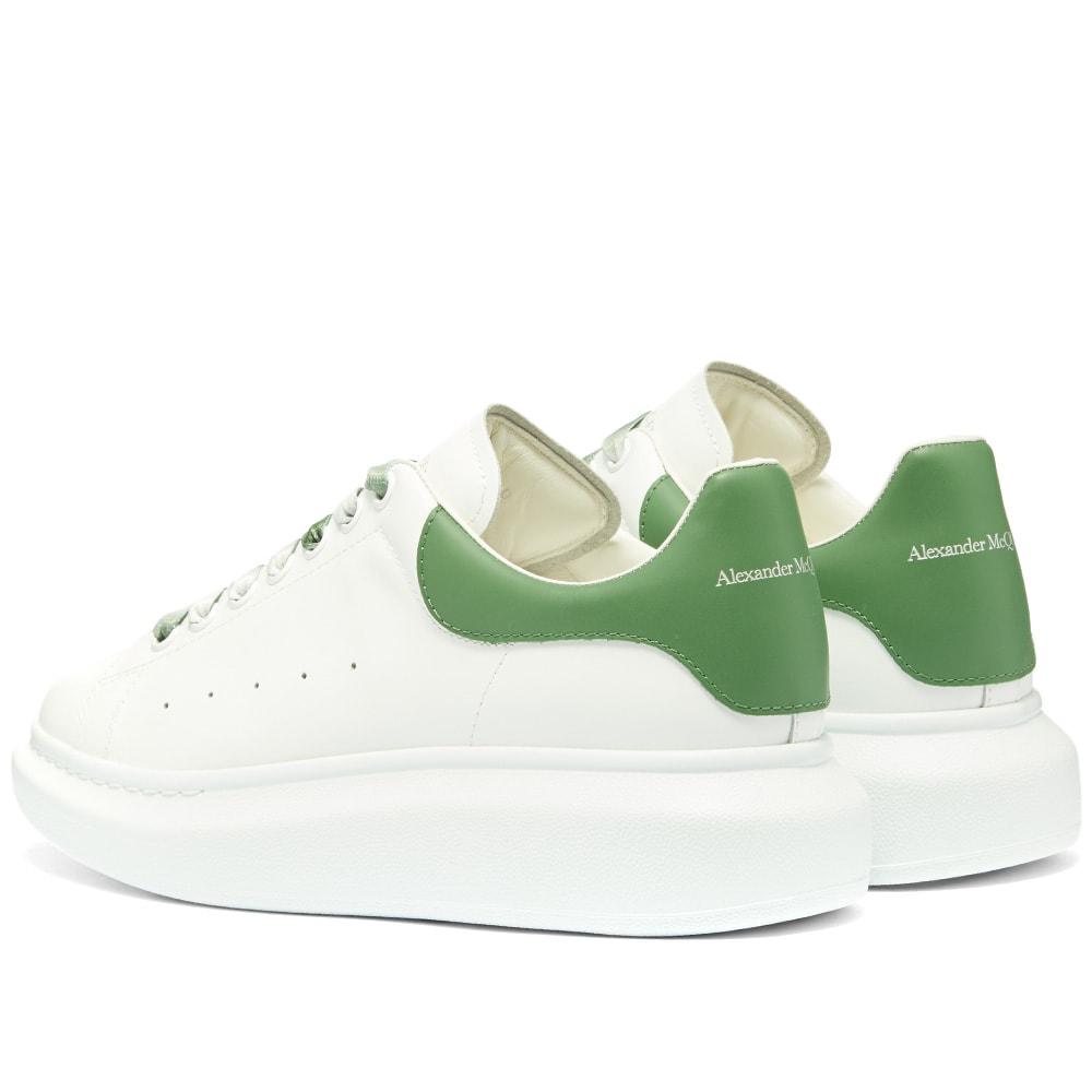 Alexander McQueen Degrade Wedge Sole Sneaker