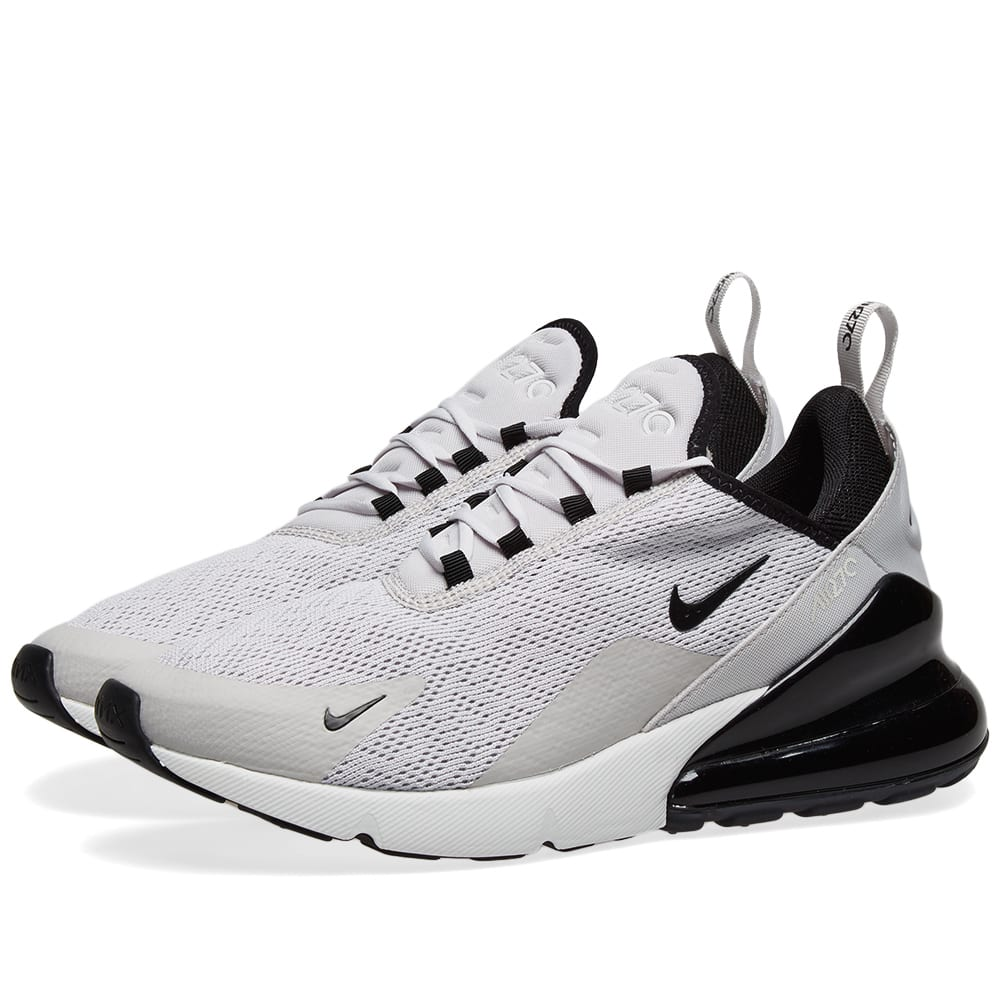 Nike Air Max 270 W Vast Grey Black Sail End