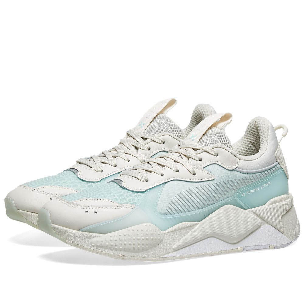 best loved 59c39 aaad6 Puma RS-X Tech Tech Grey   Blue   END.