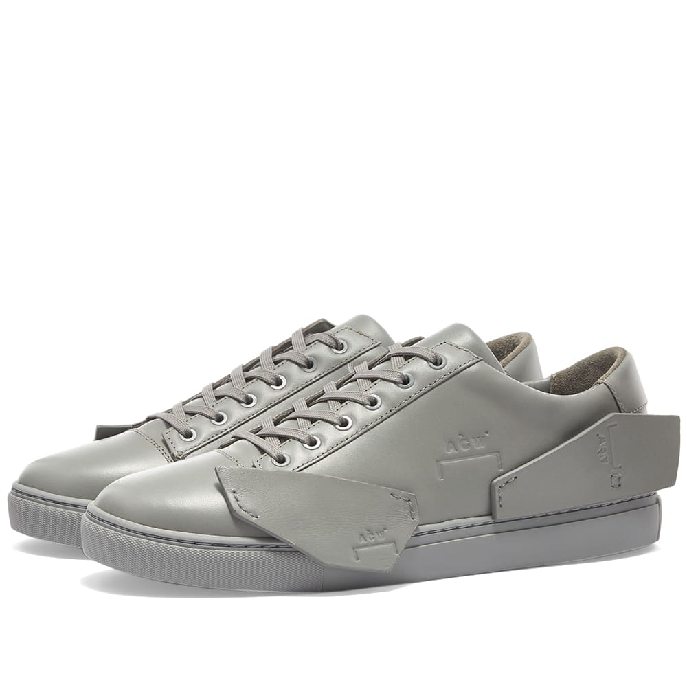 A-COLD-WALL* Multi-Panel Leather Sneaker