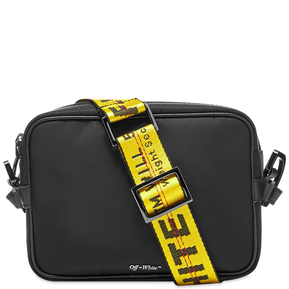 Off-White Cross Body Industrial Bag