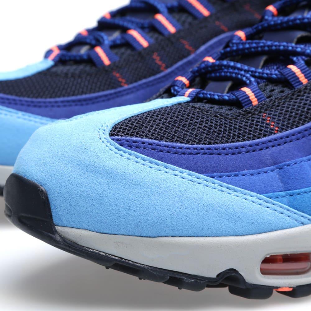 check out 6ef3d a8d7f Nike Air Max 95 University Blue   Bright Mango   END.