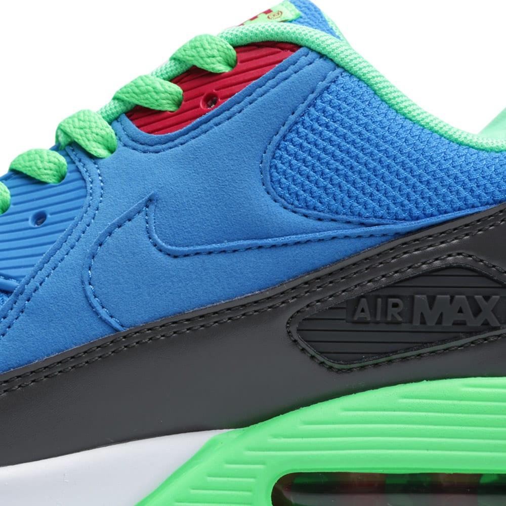 hot sale online 3aeac f5070 Nike Air Max 90 Essential Photo Blue   Medium Ash   END.