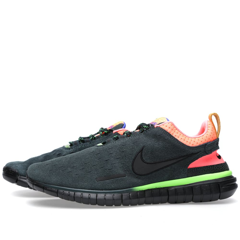 9d9ee4186c326 Nike Free OG  14 City QS  Tokyo  Seawood   Black
