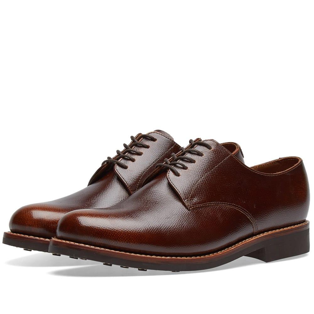 Grenson Curtis Derby Shoe