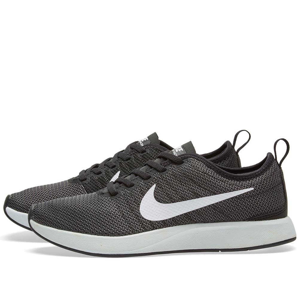 separation shoes 431b0 64b00 Nike Dualtone Racer W Black, White   Dark Grey   END.
