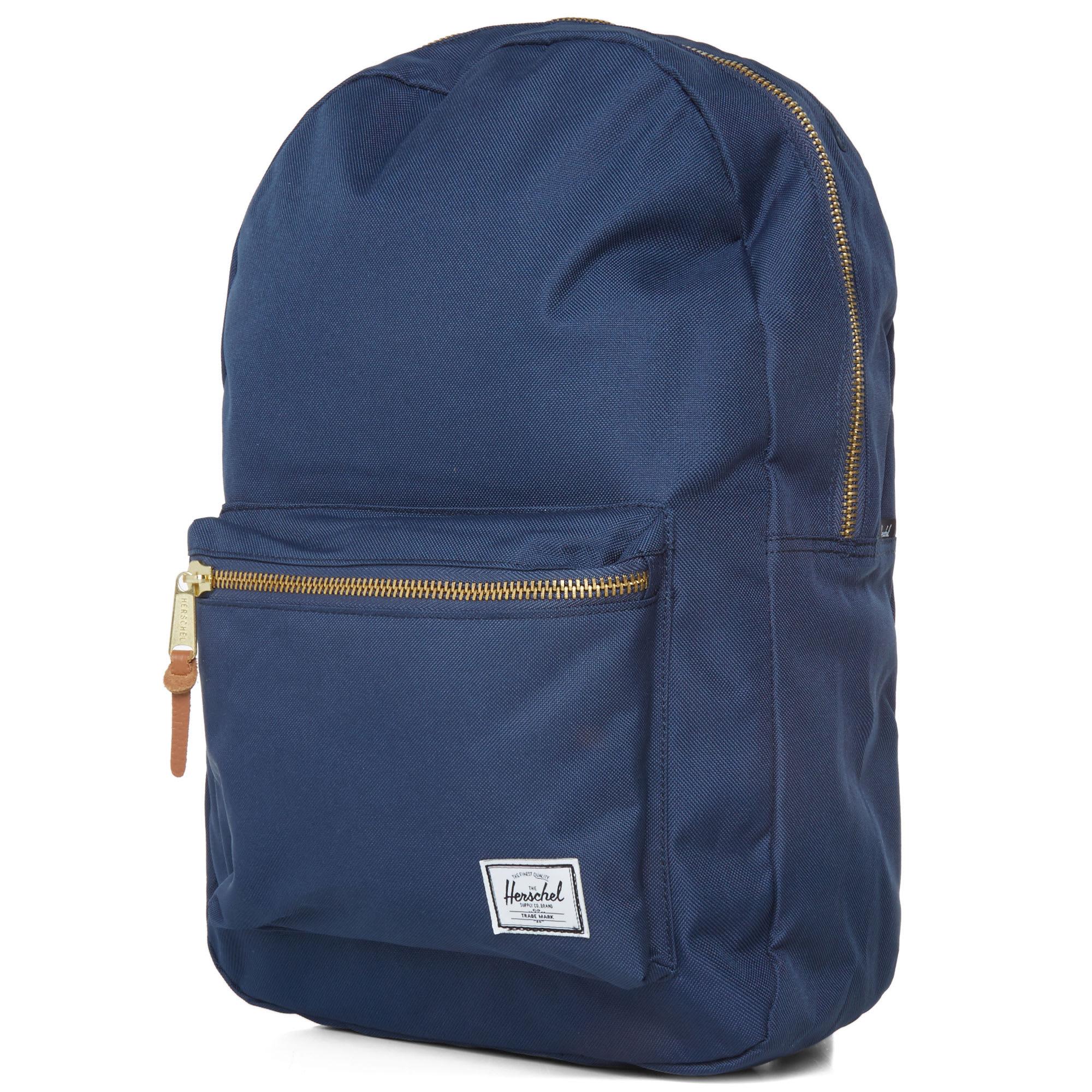 Herschel Supply Co Settlement Backpack: Herschel Supply Co. Settlement Backpack (Navy