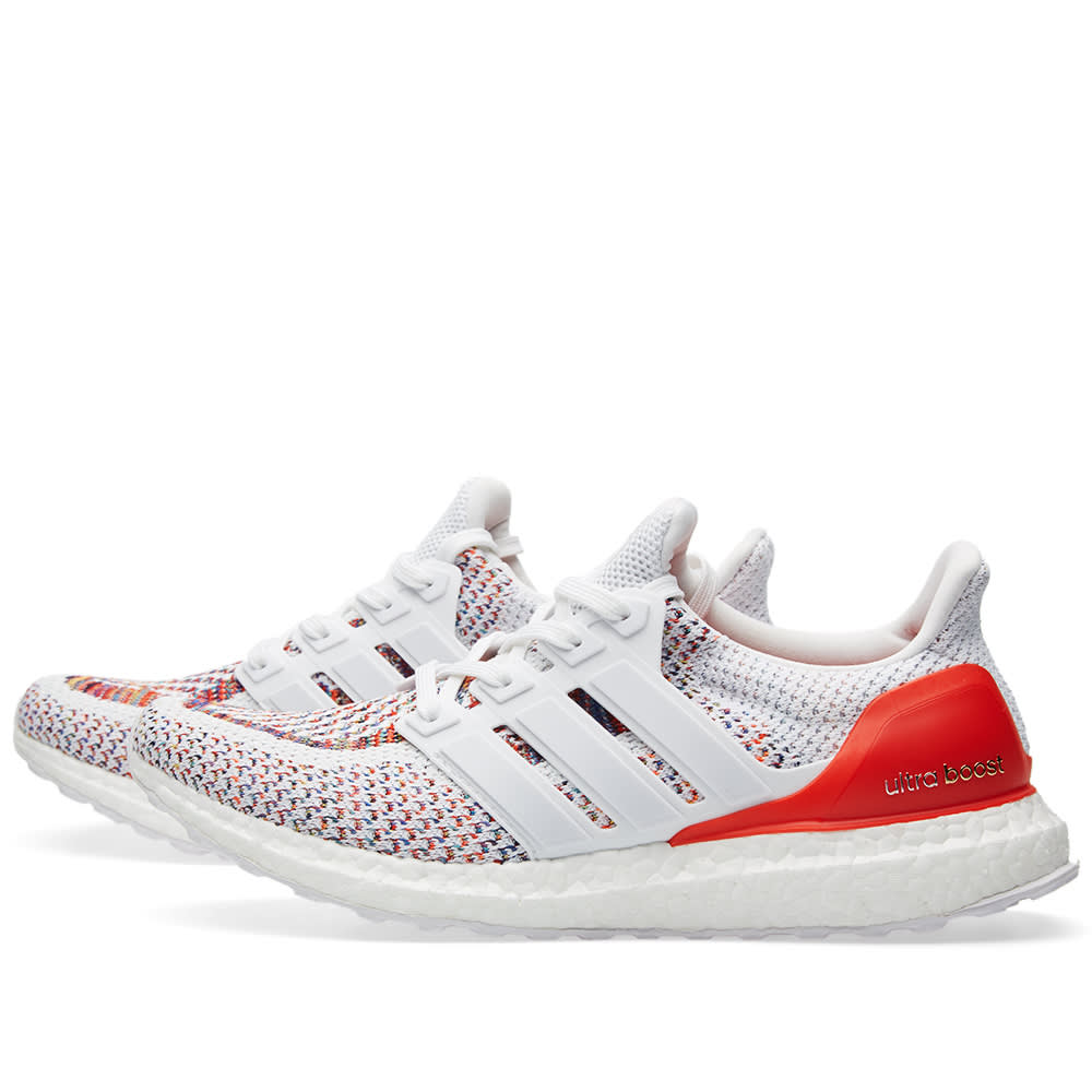 d5f6bca3e Adidas Ultra Boost M White   Red