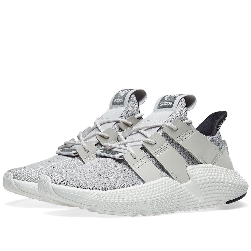 Ya para justificar proyector  Adidas Prophere Grey & Core Black | END.
