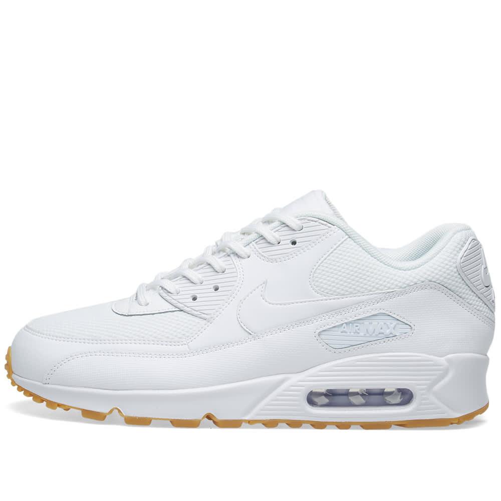 sale retailer 481ed 48659 Nike Air Max 90 W White   Light Brown   END.