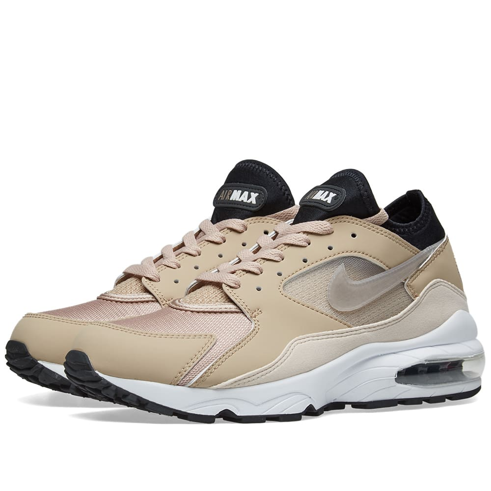 online store 26cd7 e5e34 Nike Air Max 93 Sand, Stone, White   Black   END.