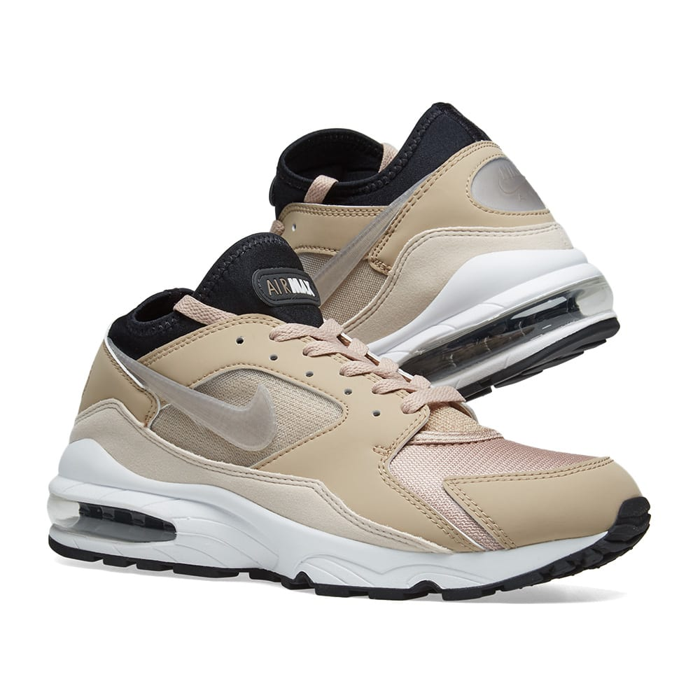 low priced f0415 d7af8 Nike Air Max 93. Sand, Stone, White   Black